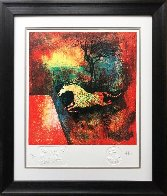 Horse Limited Edition Print by  Lebadang - 3