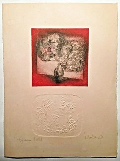 Untitled 1973 Limited Edition Print -  Lebadang