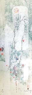 Les Arbres-frere Limited Edition Print -  Lebadang