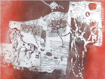 Untitled Print Limited Edition Print -  Lebadang