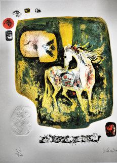 Dreams 1969 Limited Edition Print by  Lebadang