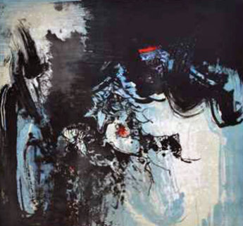 Le Tempest Limited Edition Print -  Lebadang