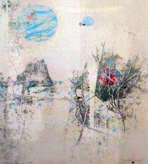 La Vallee Silencie 1990 Limited Edition Print -  Lebadang