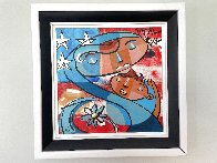 Mother and Child 2013 Limited Edition Print by David Le Batard Lebo - 1