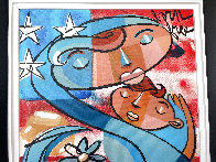 Mother and Child 2013 Limited Edition Print by David Le Batard Lebo - 2
