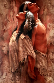 Eternal Soulmate 2004 Limited Edition Print - Lee Bogle