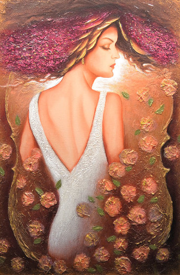 Remembering 2006 Embellished Limited Edition Print by Charles Lee