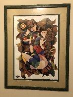 Adam and Eve 2002 Limited Edition Print by Charles Lee - 1