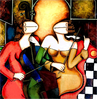Musical Harmony 2004 Limited Edition Print - Charles Lee