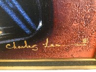 Love of Music 2012 35x41 Super Huge  Original Painting by Charles Lee - 3