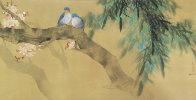Untitled Painting 1979 27x51 Super Huge Original Painting by David Lee - 6