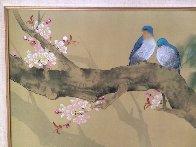 Untitled Painting 1979 27x51 Super Huge Original Painting by David Lee - 2
