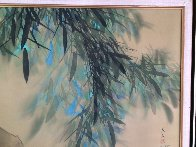 Untitled Painting 1979 27x51 Super Huge Original Painting by David Lee - 7