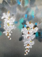 Flowers 1985 Limited Edition Print by David Lee - 0