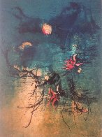 Untitled Lithograph Limited Edition Print by David Lee - 1