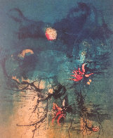 Untitled Lithograph Limited Edition Print by David Lee - 0