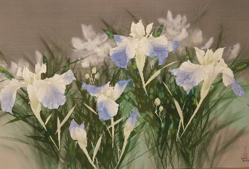 Iris 2002 Limited Edition Print by David Lee