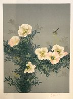 Untitled Still Life Floral Limited Edition Print by David Lee - 1