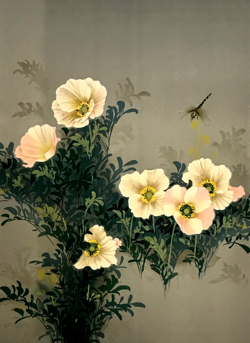Untitled Still Life Floral Limited Edition Print by David Lee