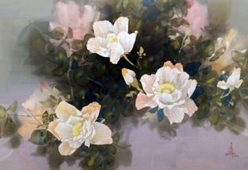 Spring Caress 1998 Limited Edition Print by David Lee