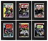 Star Wars Portfolio Set of 6 Paper - 2015 HS by Stan! Limited Edition Print by Stan Lee - 6