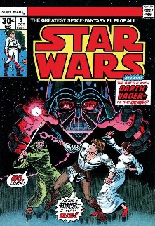 Star Wars Portfolio Set of 6 Paper - 2015 HS by Stan! Limited Edition Print by Stan Lee