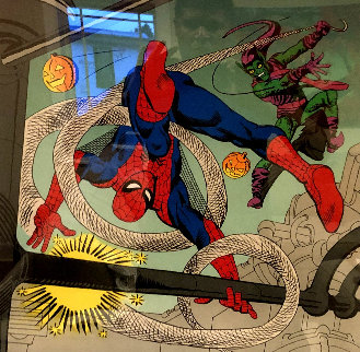 Spiderman #2  Limited Edition Print by Stan Lee