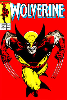 Wolverine #17 2015 HS  Limited Edition Print - Stan Lee