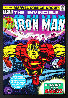 Invincible Iron Man #80 - Mission Into Madness HS Limited Edition Print by Stan Lee - 2