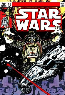 Star Wars Collection, Suite of 6 Prints 2015 Limited Edition Print - Stan Lee
