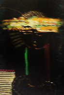 Figuratives M 1991 32x40 Super Huge Original Painting by Lee White - 0