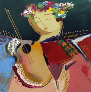 Serenade  Limited Edition Print by Lee White