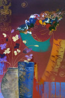 Untitled Painting 36x28 Original Painting by Lee White - 0