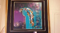 Untitled Painting 53x51 Super Huge Original Painting by Lee White - 1