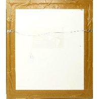 Dollar Sign 32x28 Original Painting by Allison Lefcort - 4