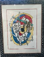 Untitled Lithograph Limited Edition Print by Fernand Leger - 2