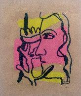 Manifeste AP 1955 Limited Edition Print by Fernand Leger - 1