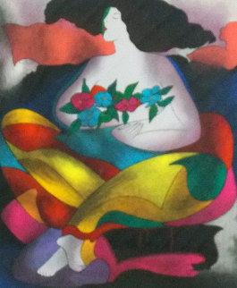 Leki Bon Sejour 2005 Limited Edition Print by Linda LeKinff