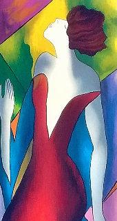 Karina V AP 2006 Limited Edition Print by Linda LeKinff