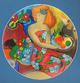 Pastourelle 2006 Limited Edition Print - Linda LeKinff