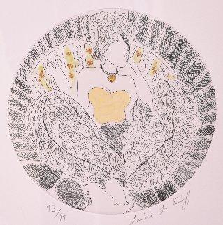Barbara 2011 Limited Edition Print by Linda LeKinff