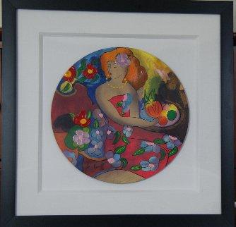 Pastourelle Limited Edition Print - Linda LeKinff