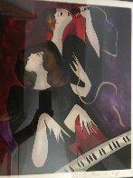 Swing 1995 Limited Edition Print by Linda LeKinff - 2