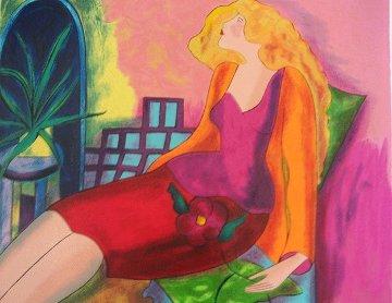 Maroc   1998 Limited Edition Print - Linda LeKinff