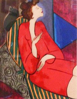 Jane 1994 Limited Edition Print - Linda LeKinff