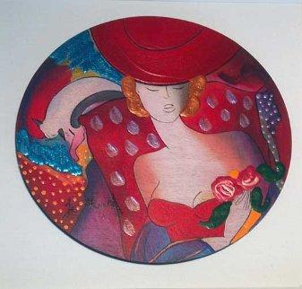 Avenir 2006 Embellished Limited Edition Print - Linda LeKinff