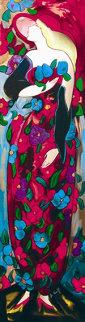 Isabella M 2000 45x18 Limited Edition Print by Linda LeKinff