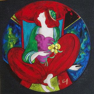 Cendrillan 1998 Limited Edition Print by Linda LeKinff
