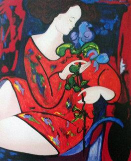 La Orquidee Limited Edition Print by Linda LeKinff