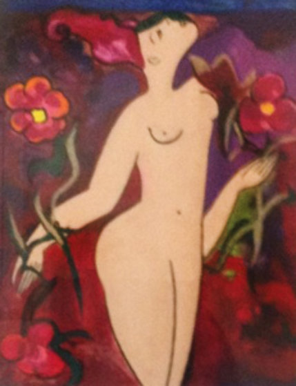 Nuit 1993 Limited Edition Print by Linda LeKinff
